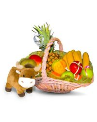 'Fruit field' Basket
